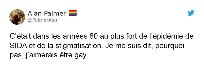 7 gars ont partagé le moment exact où ils ont décidé d'être gays et c'est de l'ironie à l'état pur