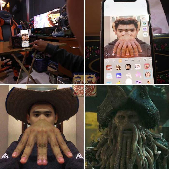 33 nouveaux costumes par le gars qui crée des déguisements pas chers avec des articles ménagers