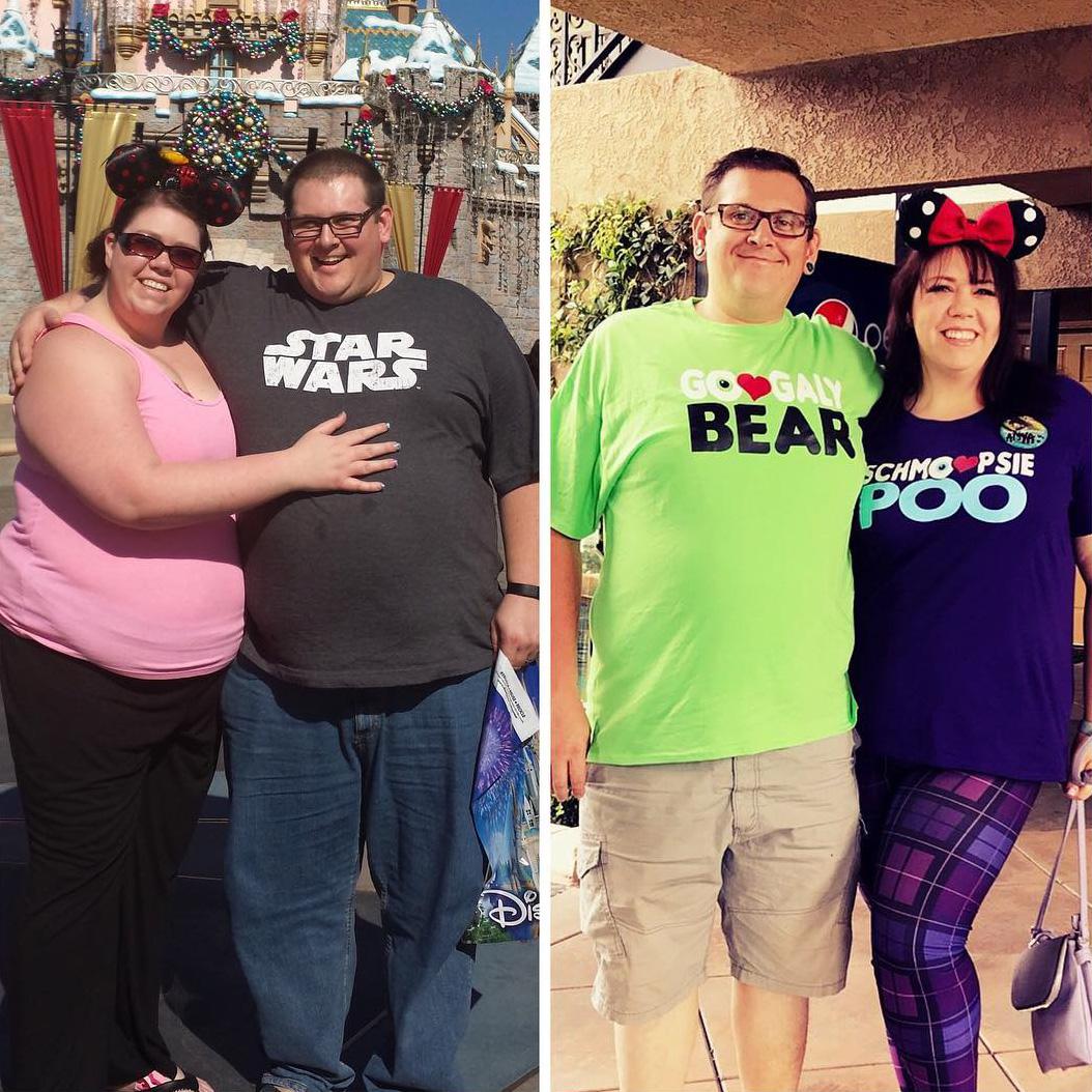 Les couples heureux ont tendance à prendre du poids, selon la science