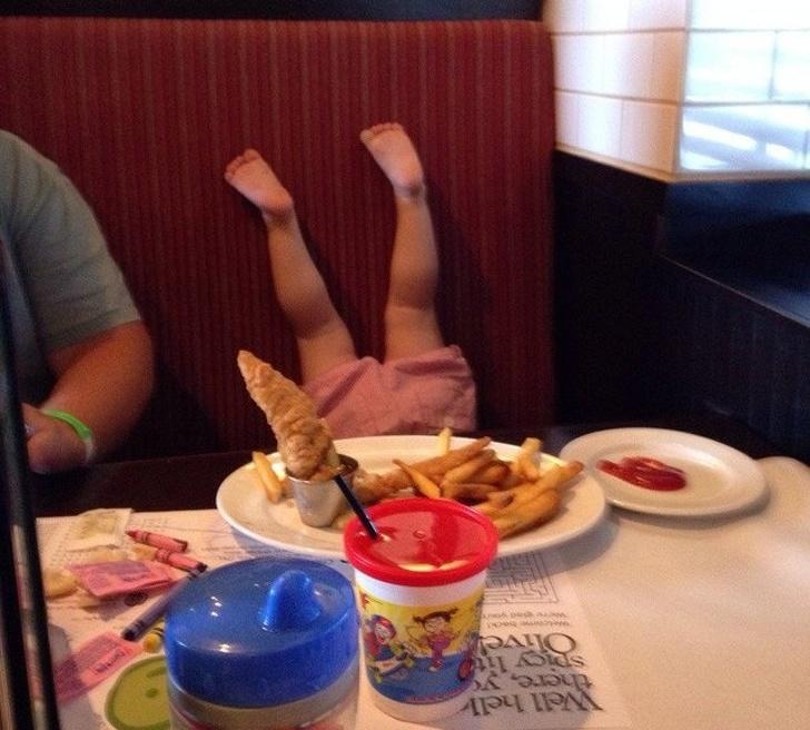 20 photos épiques qui prouvent qu'être parent n'est pas une tâche facile