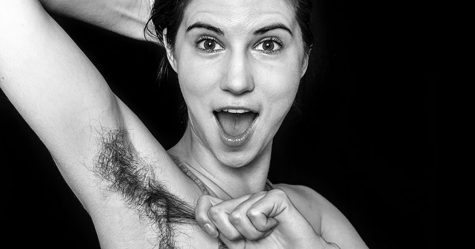 Cette série de photos intitulée «beauté naturelle» défie les normes qui visent à limiter les poils sur le corps des femmes (30 images)