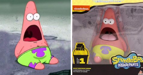 Nickelodeon célèbre 20 ans de Bob l'éponge avec des jouets inspirés de mèmes