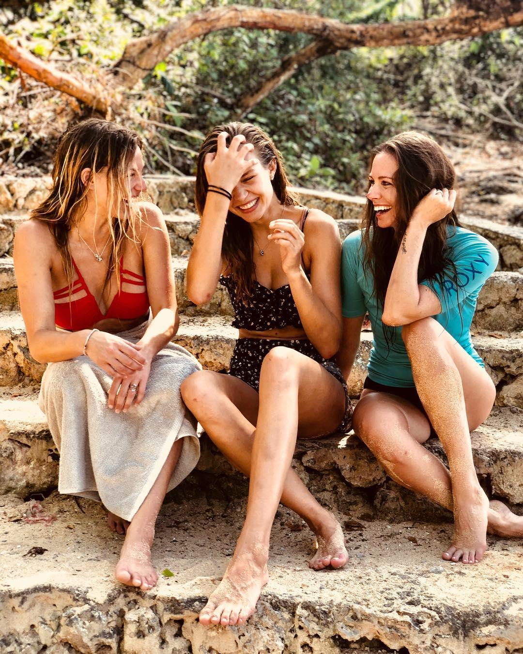 Selon la science, partir en voyage avec ses amies est excellent pour la santé
