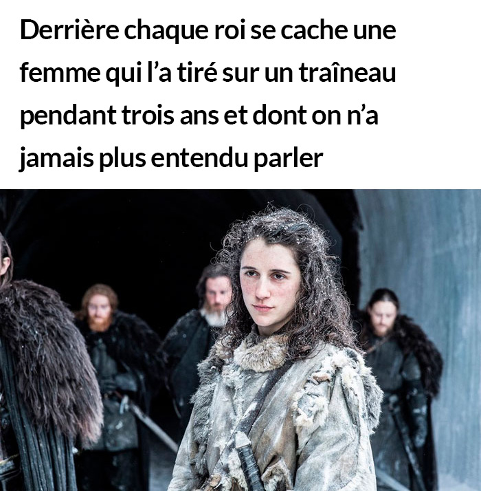 11 blagues sur la finale de Game of Thrones qui vont te faire rire