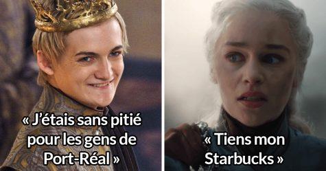 16 meilleures blagues sur Game of Thrones, saison 8, épisode 5 (spoilers)