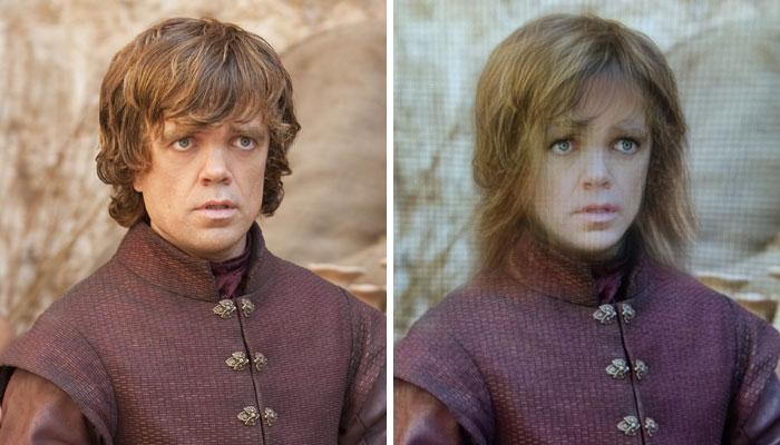 Quelqu'un a utilisé le nouveau filtre Snapchat sur les personnages de Game of Thrones (13 images)