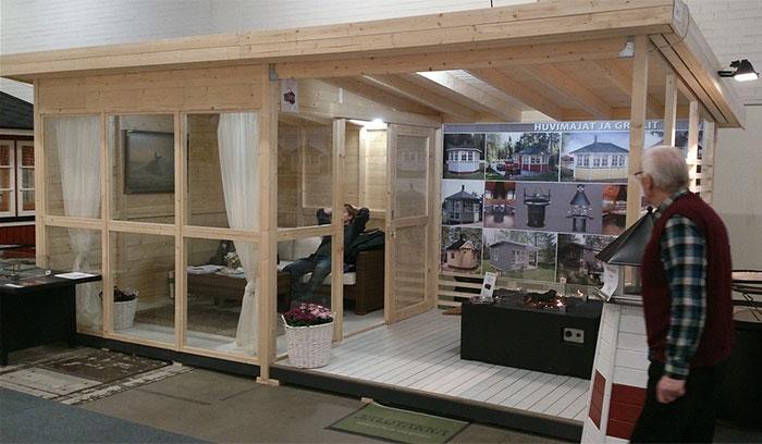 Amazon vend un «kit» de guesthouse que tu peux construire dans ta cour arrière en 8 heures