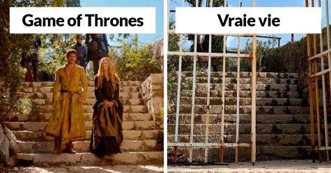 22 lieux de tournage de Game of Thrones dans la vraie vie