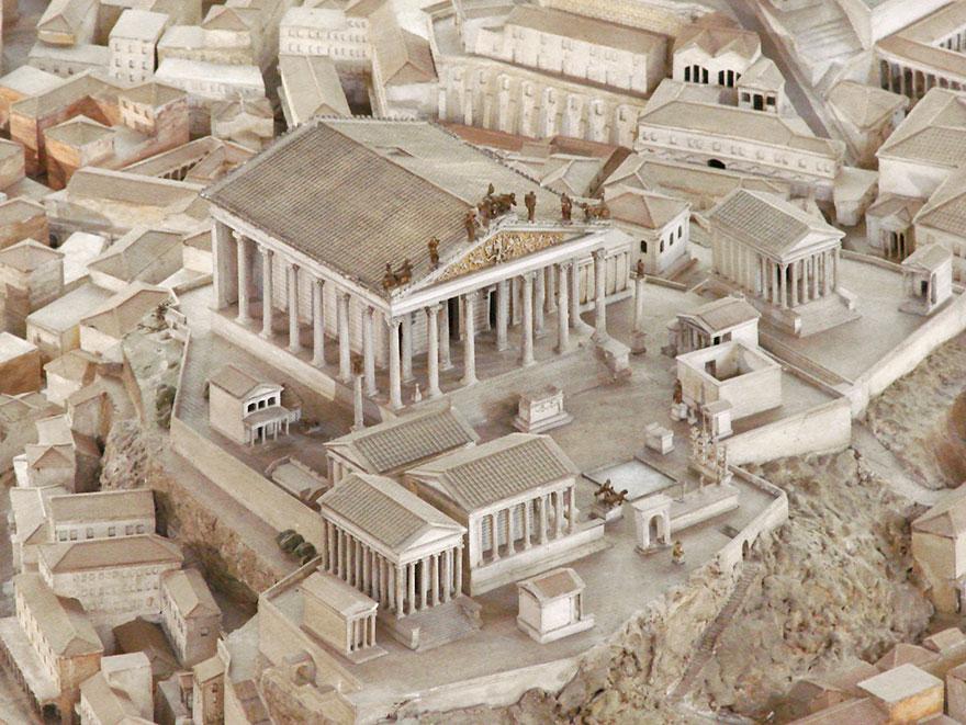 Il a fallu 36 ans à cet archéologue pour réaliser le modèle le plus précis de la Rome antique