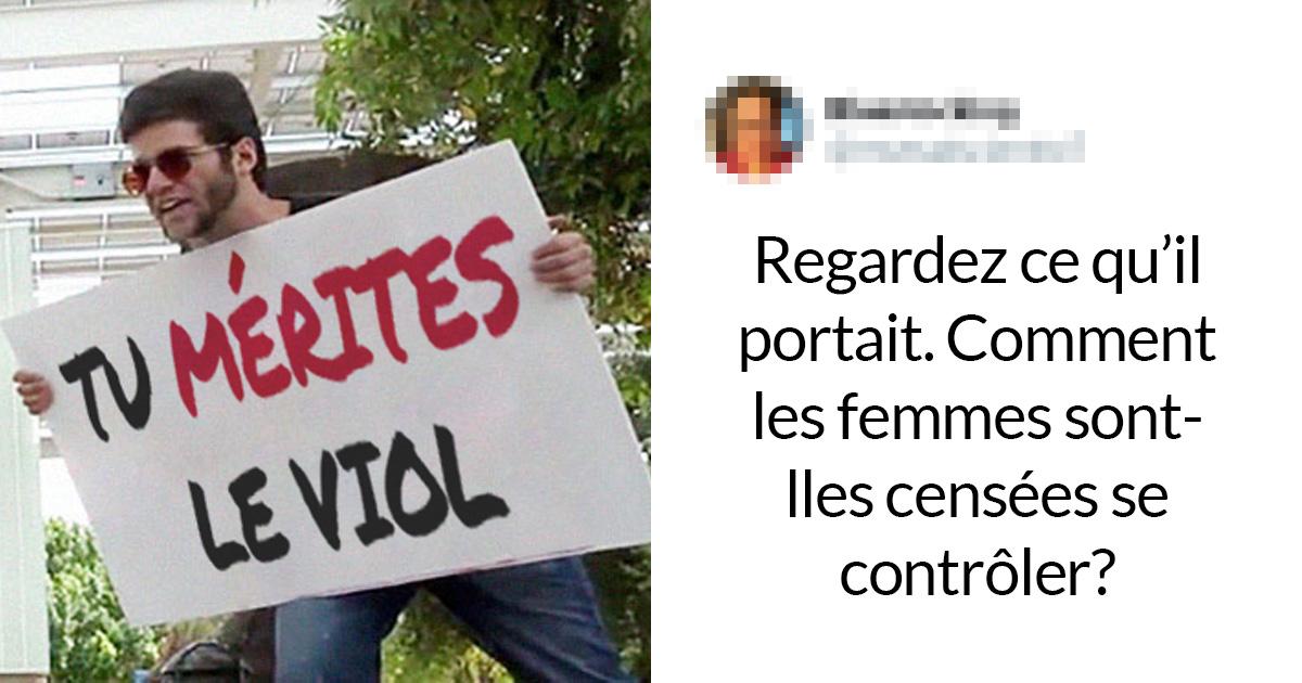 Un prédicateur portant une pancarte «Tu mérites le viol» a été frappé par une batte de baseball et les commentaires sont croustillants