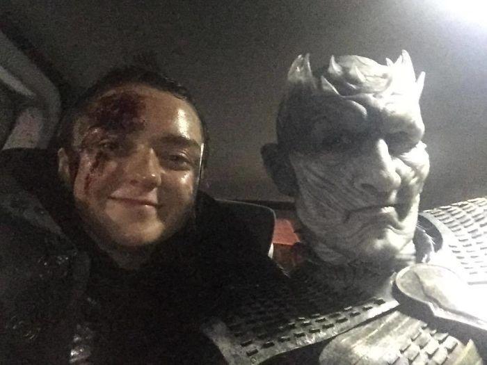 Voici à quoi ressemble le Roi de la Nuit de Game of Thrones dans la vraie vie