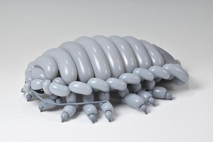 22 sculptures de ballons incroyablement détaillées par un artiste japonais (nouvelles images)
