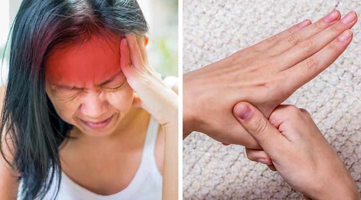 Cette femme a partagé une façon originale de soulager les migraines insupportables en 20 minutes