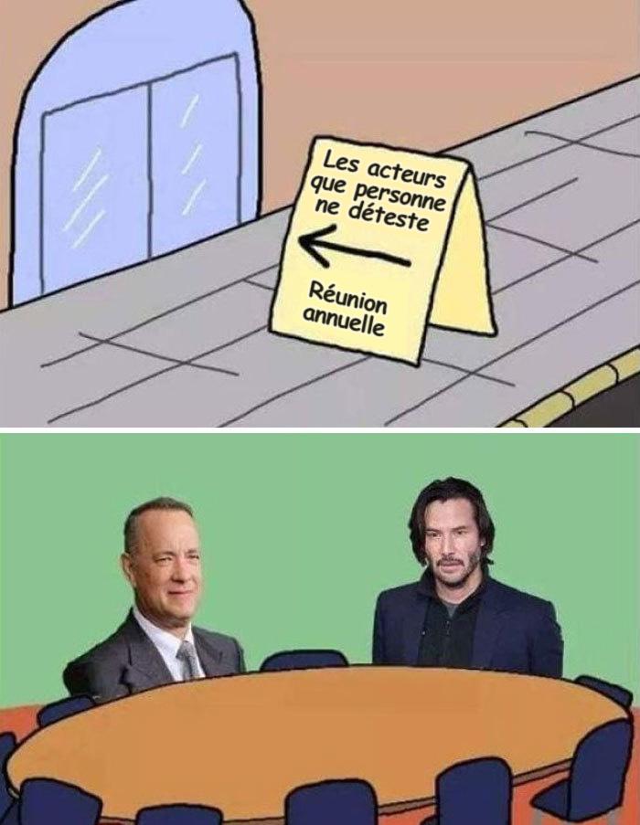 Keanu Reeves est vraiment canon et voici 11 blagues sur lui