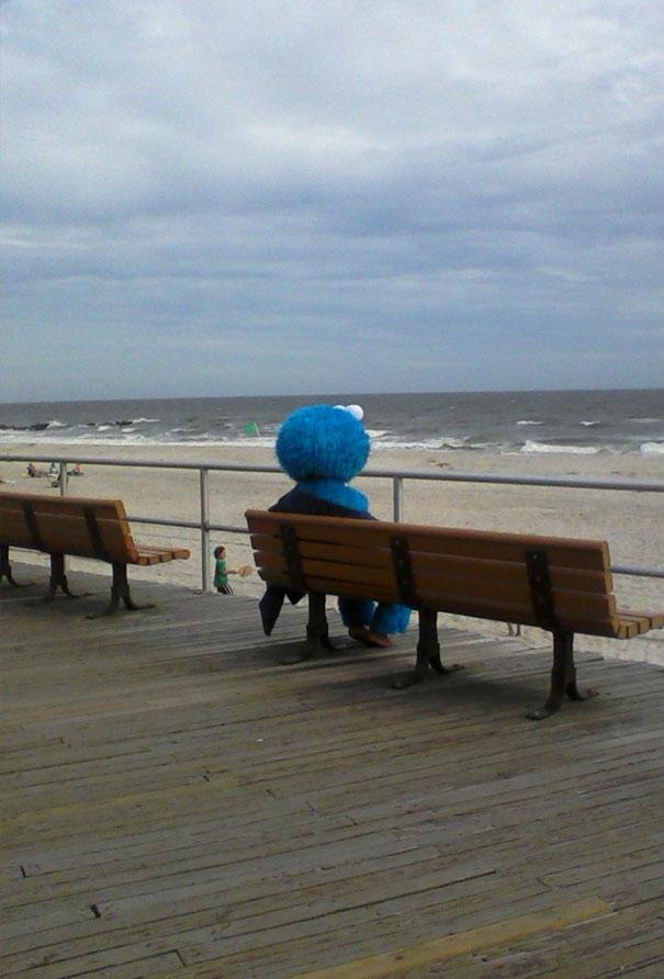 23 fois où des gens ont vu de curieuses choses à la plage et n'ont pu s'empêcher de les partager