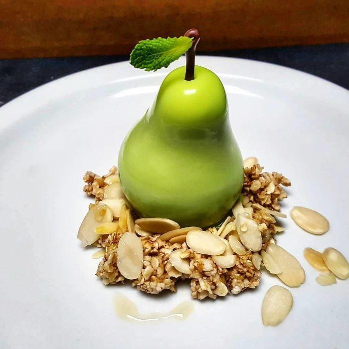 22 fois où ce chef a embrouillé les gens avec ses desserts qui ressemblent à d'autres choses (nouvelles images)