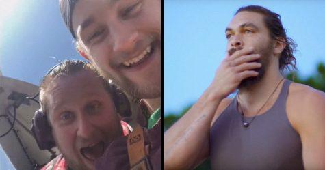 Le message de Jason Momoa à deux pêcheurs qui ont coupé la queue d'un requin et l'ont relâché dans la mer est devenu viral