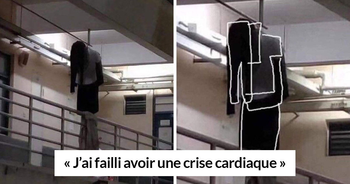 22 fois où des illusions d'optique ont presque donné une crise cardiaque aux gens