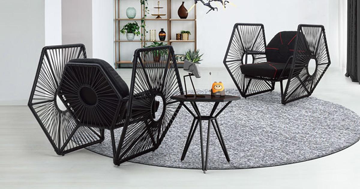 Star Wars Disney » vient de lancer une collection de meubles ...