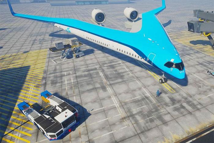 Un étudiant a conçu un avion qui consomme 20% moins de carburant et il est déjà en construction