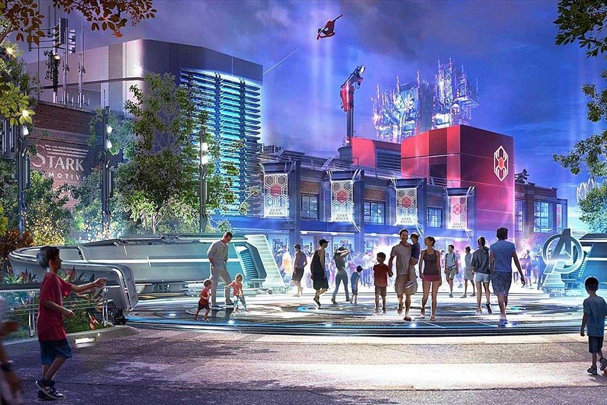Disney ouvrira Marvel Land au coût de 14 millions $ en 2020