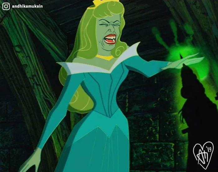 Cet artiste a réinventé 17 princesses Disney d'une manière plus réaliste