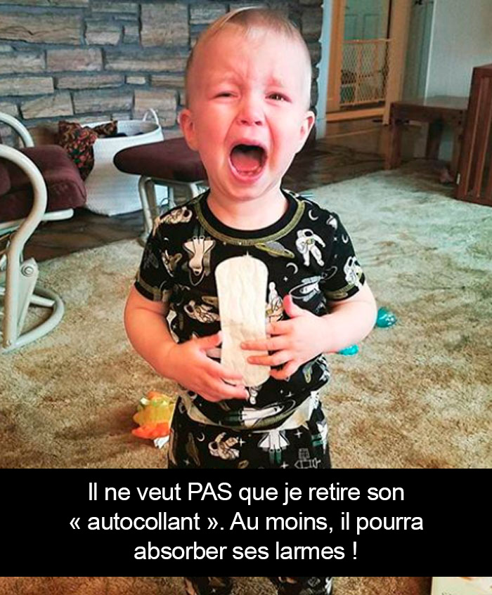 23 parents ont partagé les raisons les plus ridicules pour lesquelles leurs enfants pleurent (nouvelles images)