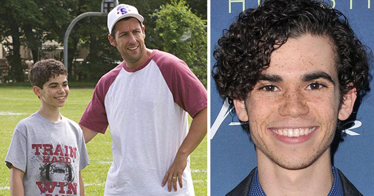 Mort de Cameron Boyce: Adam Sandler lui rend un hommage émouvant
