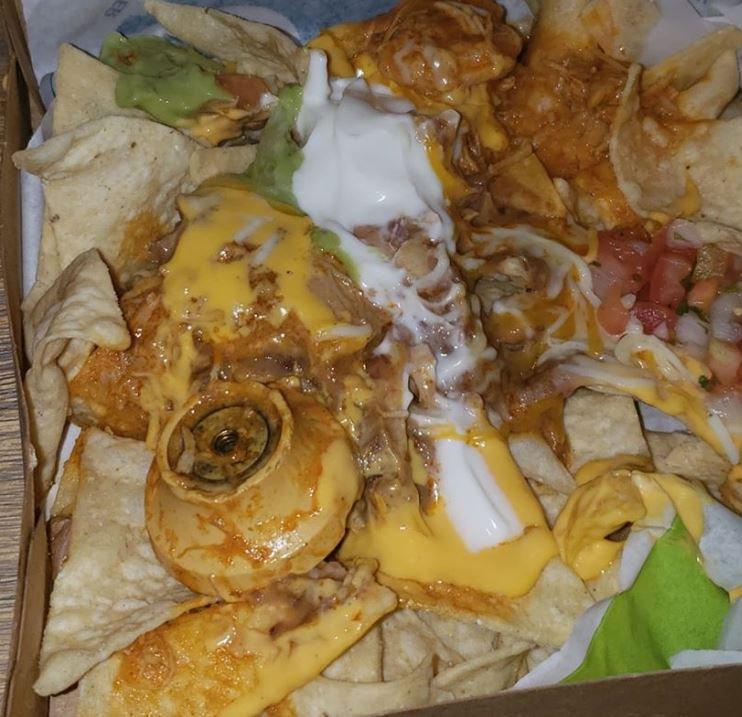 Une cliente de Taco Bell a trouvé une «poignée de porte» dans ses nachos