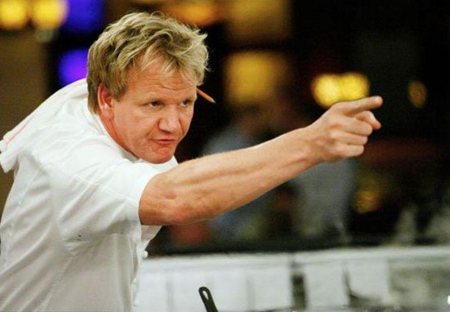 Les gens veulent que Gordon Ramsay joue Chef Louis dans le remake de La Petite Sirène