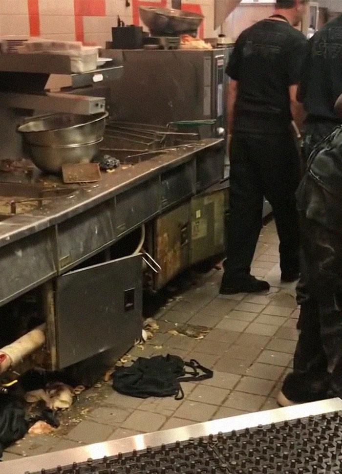 Un client a filmé secrètement la cuisine d'un Hooters et les gens sont dégoûtés