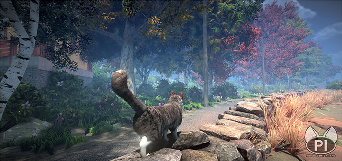 Ce jeu en monde ouvert te permet de résoudre des mystères avec une bande de chats