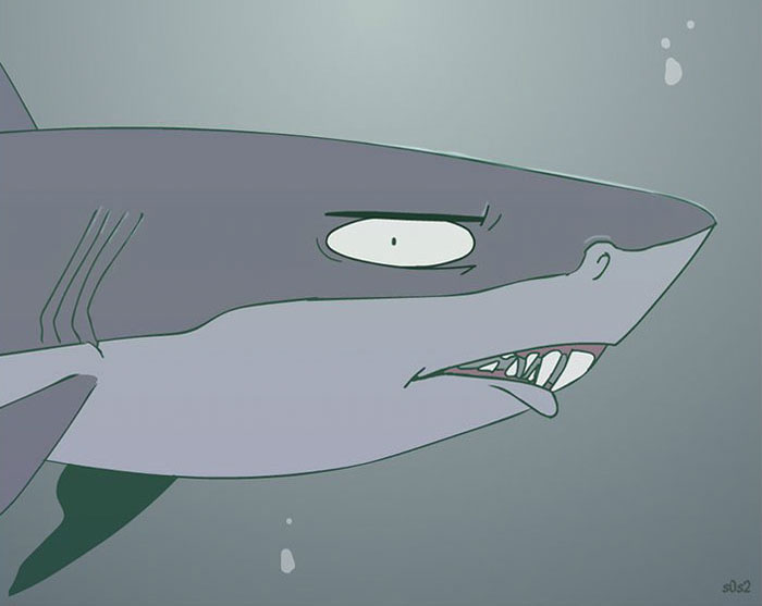Cette artiste a imaginé une petite sirène vivant au XXIe siècle et c'est déprimant (10 bandes dessinées)