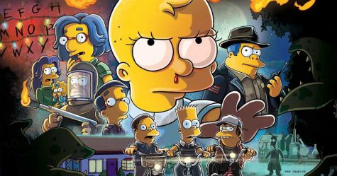 Les Simpson vont parodier Stranger Things dans « Treehouse of Horror XXX » cette Halloween