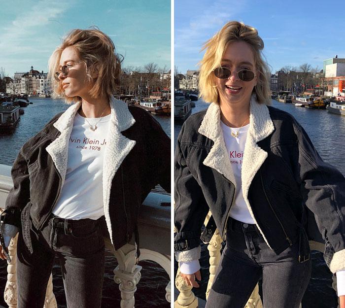 Cette influenceuse expose la vérité derrière les photos «parfaites» sur Instagram avec ses 22 images côte à côte