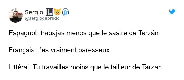 15 personnes ont partagé leurs phrases préférées non françaises et leur sens littéral