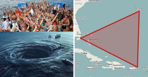 40 000 personnes veulent maintenant envahir le triangle des Bermudes, car «il ne peut pas tous nous engloutir»