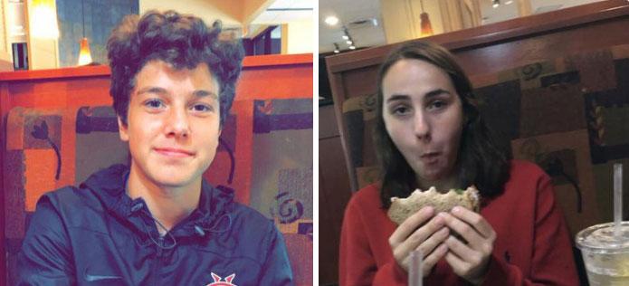 22 filles ont partagé des «photos que je prends de mon petit ami vs les photos qu'il prend de moi»