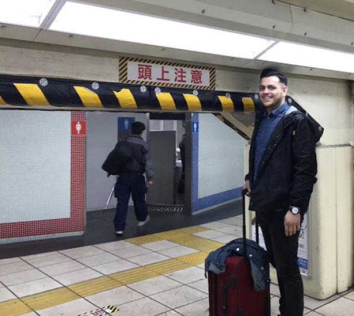 22 fois où des gens ont voyagé au Japon et se sont rendu compte qu'ils étaient trop grands