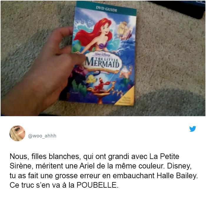 9 réactions des gens à la nouvelle Ariel noire