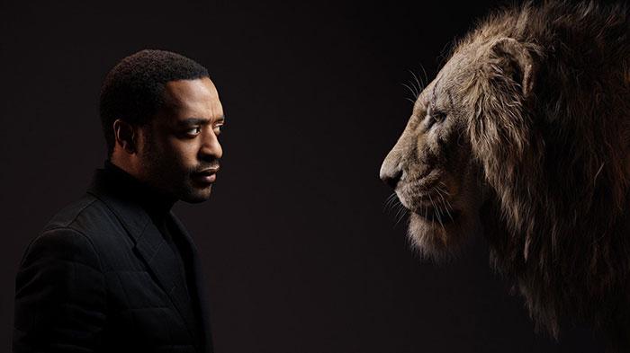 Les affiches du nouveau Roi Lion montrent les acteurs face à leurs personnages et ça déchire