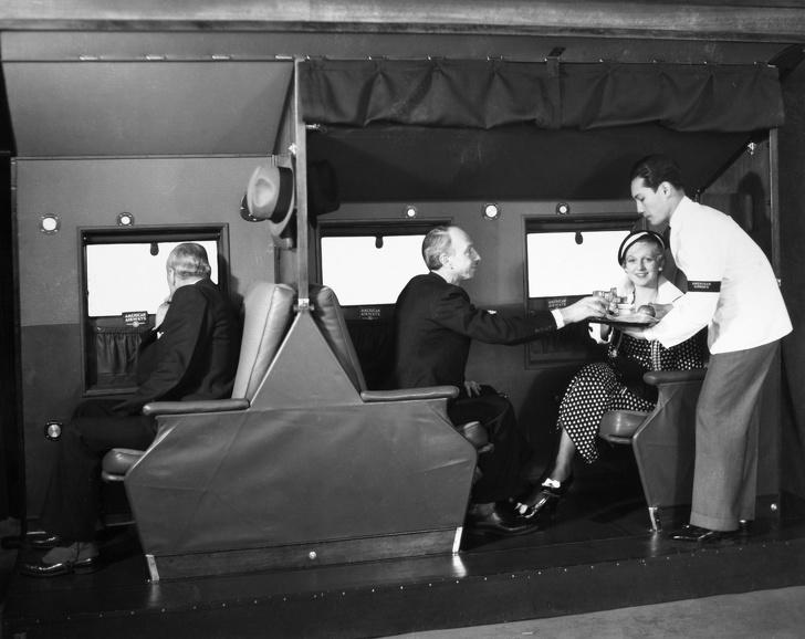 14 vieilles photos de compagnies aériennes qui vont te donner envie de voyager dans le passé
