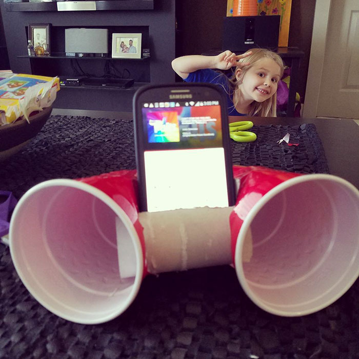 22 fois où des enfants ont surpris leurs parents grâce à leurs inventions géniales