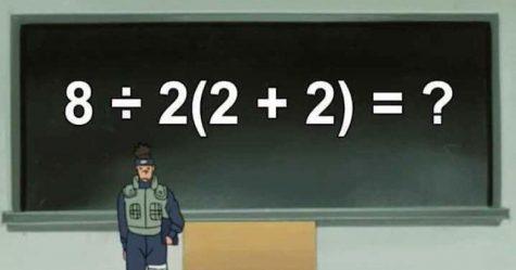 Cette équation divise les internautes, car personne ne peut s'entendre sur la réponse