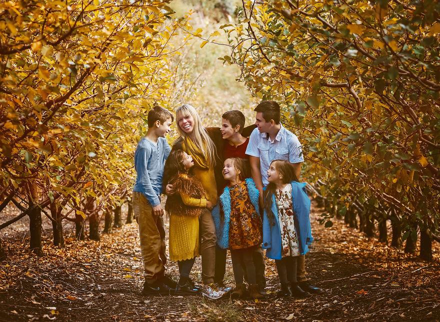 J'ai eu un enfant, puis des jumeaux, puis des triplés et je documente la vie de ma famille unique (30 images)