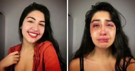 Cette puissante vidéo sur la violence conjugale a brisé le coeur des gens