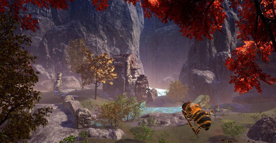 Ce nouveau jeu de simulation d'abeille est comme GTA, mais avec des abeilles