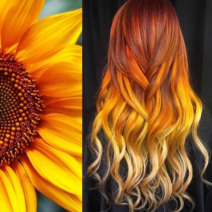 Cette styliste transforme des images fascinantes de la nature en magnifiques coiffures  (16 images)