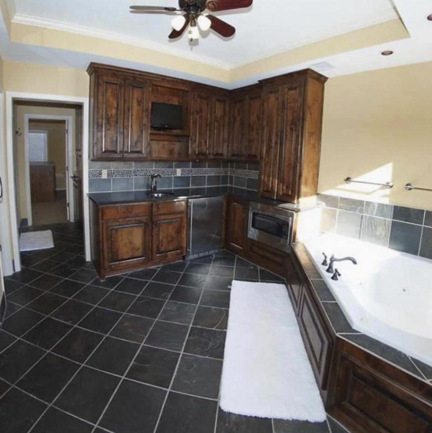 25 pires designs d'intérieur trouvés par une agente immobilière et ses collègues