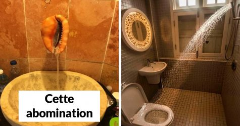 22 pires designs de salles de bain et toilettes de tous les temps
